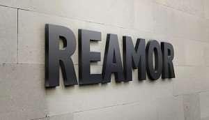 Reamor Logo 3d - 1